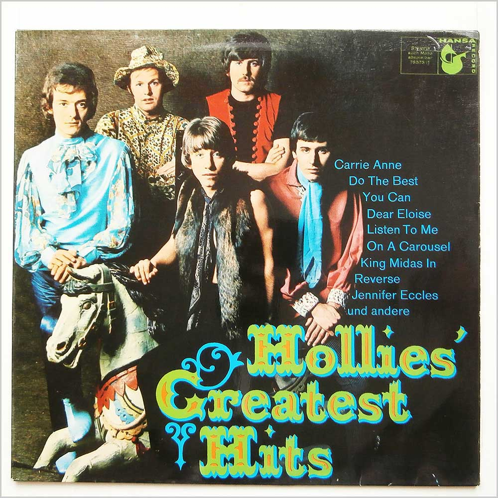 Hollies - Hollies Greatest Hits (78575 IT)