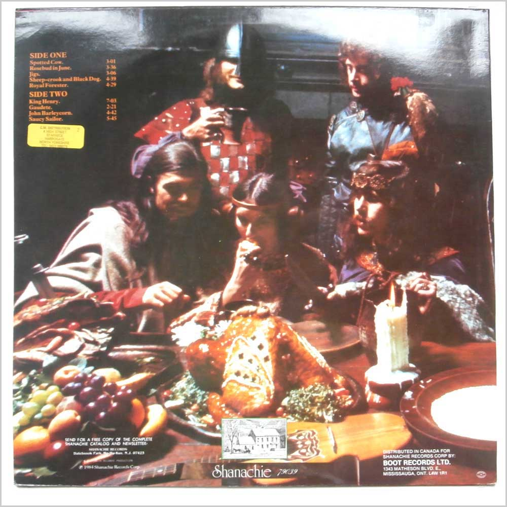 Steeleye Span - Below The Salt (79039)