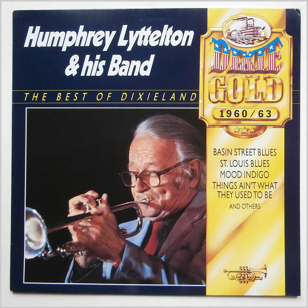 Humphrey Lyttelton And His Band - The Best Of Dixieland (838 764-1)