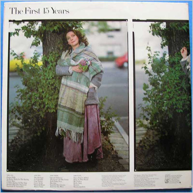 Judy Collins - So Early In The Spring, The First 15 Years (8E-6002)