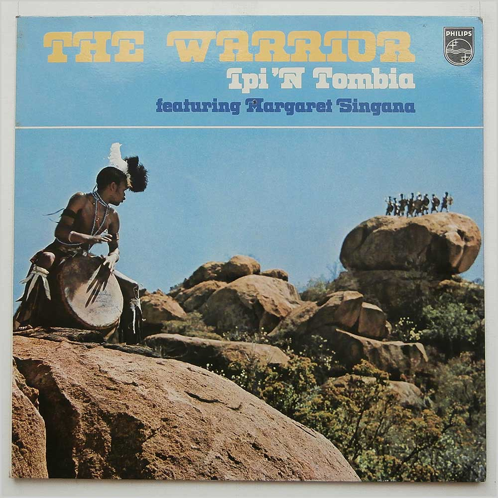 Pi 'N Tombia - The Warrior (9109 202)