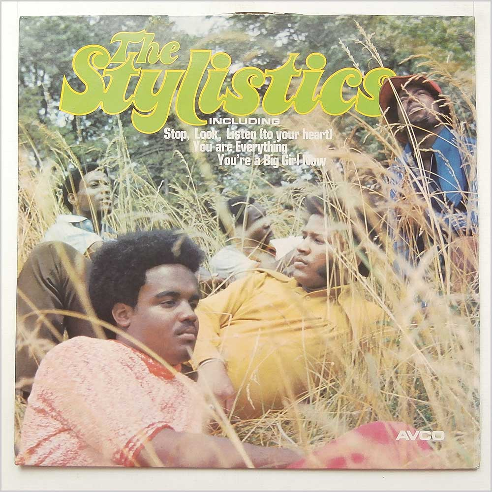 The Sylistics - The Stylistics (ACB 245)