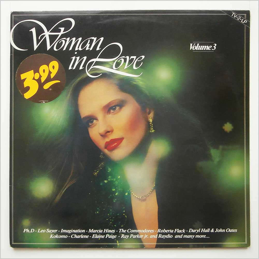Various - Woman In Love Volume 3 (ADEH 100)