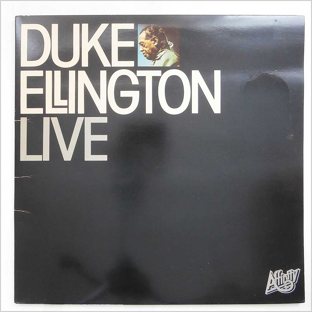 Duke Ellington - Duke Ellington Live (AFFD 28)