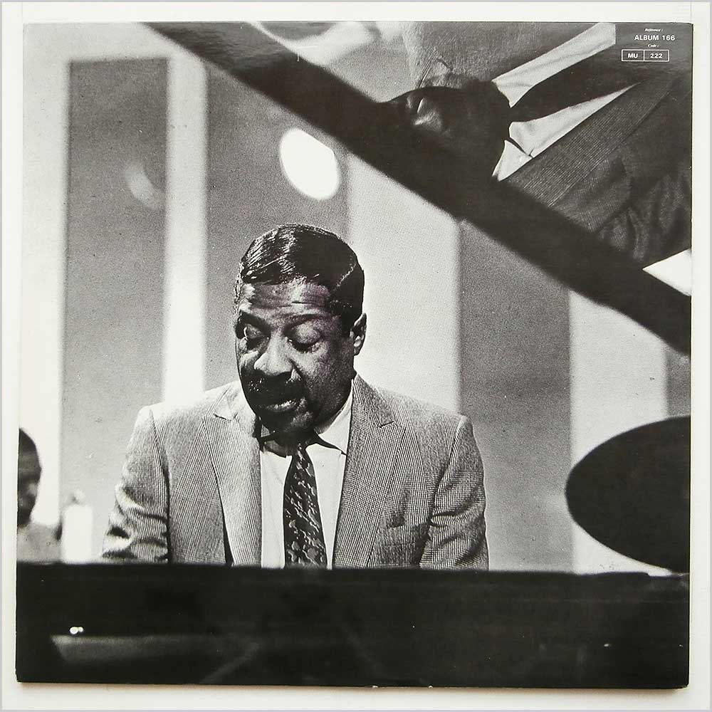 Erroll Garner - The King Of Piano Jazz (ALBUM 166)
