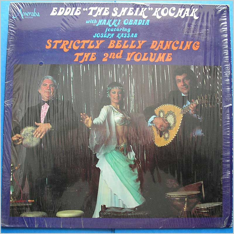Eddie The Sheik Kochar - Strictly Belly Dancing The 2nd Volume (AM 2499)