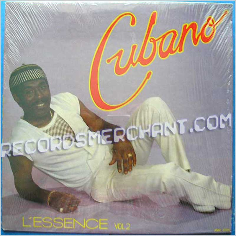 Cubano - L'essence Vol 2 (AMC 3723)