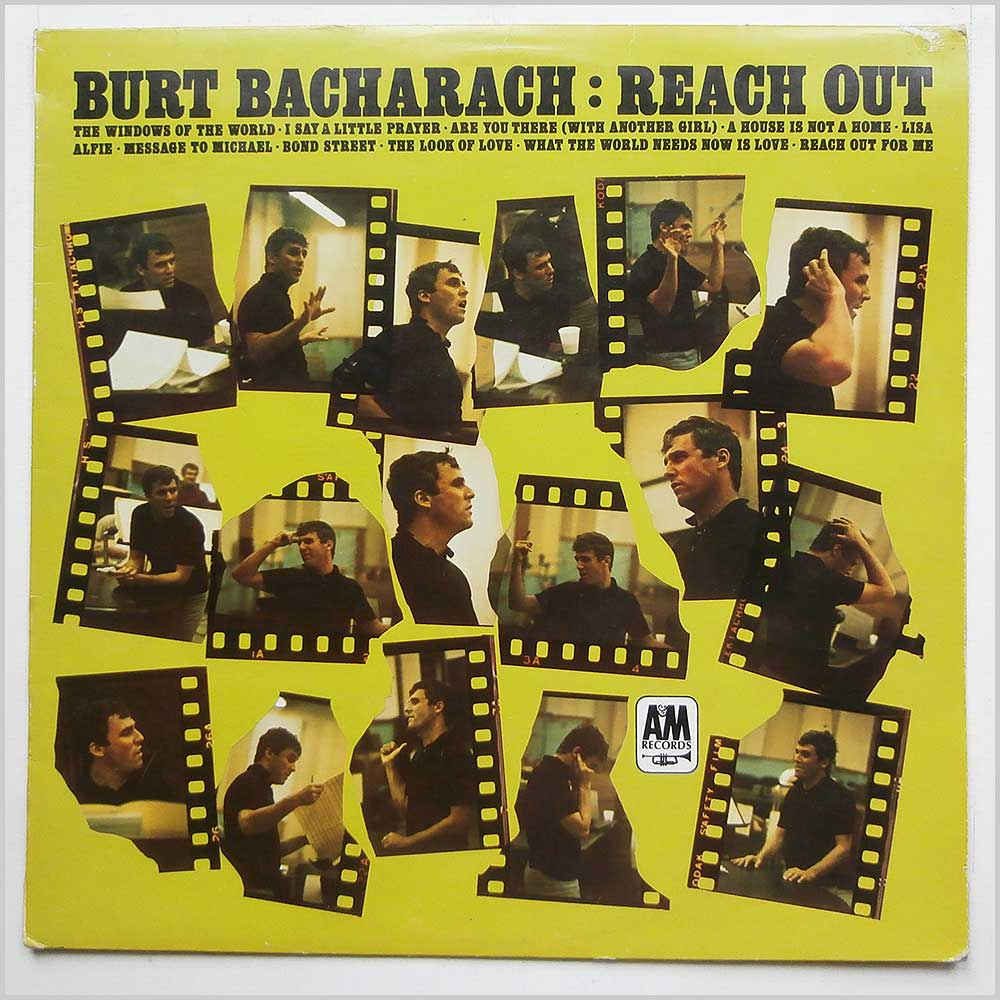 Burt Bacharach - Reach Out (AML 908)