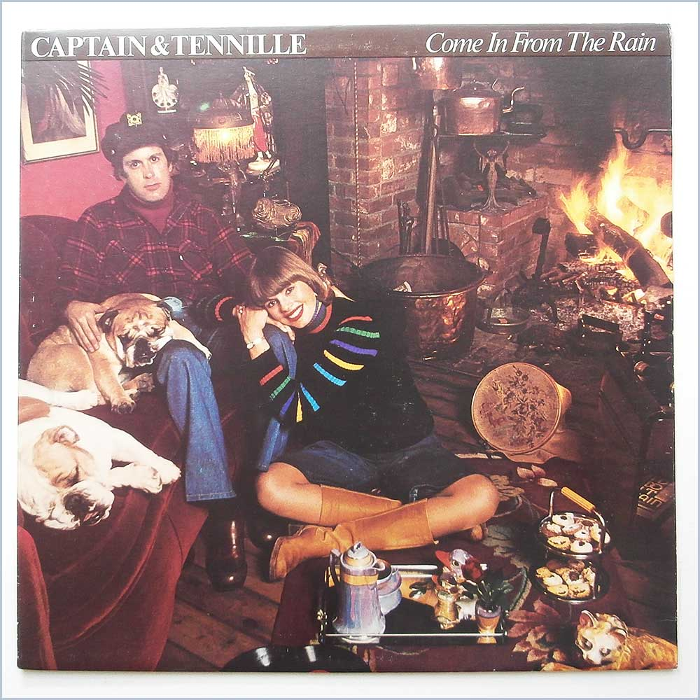 Captain And Tennille - Come In From The Rain (AMLH 64700)
