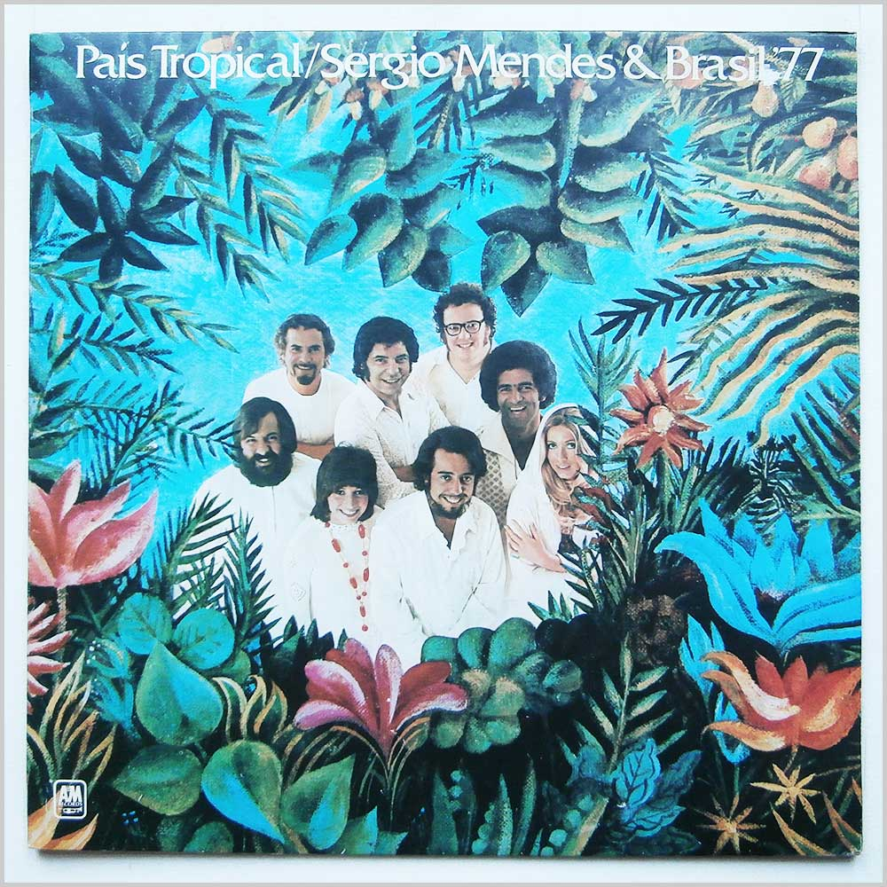 Sergio Mendes And Brazil '77 - Pais Tropical (AMLS 64315)