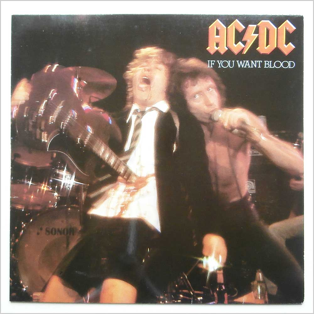 AC/DC - If You Want Blood You've Got It (ATL 50 532)