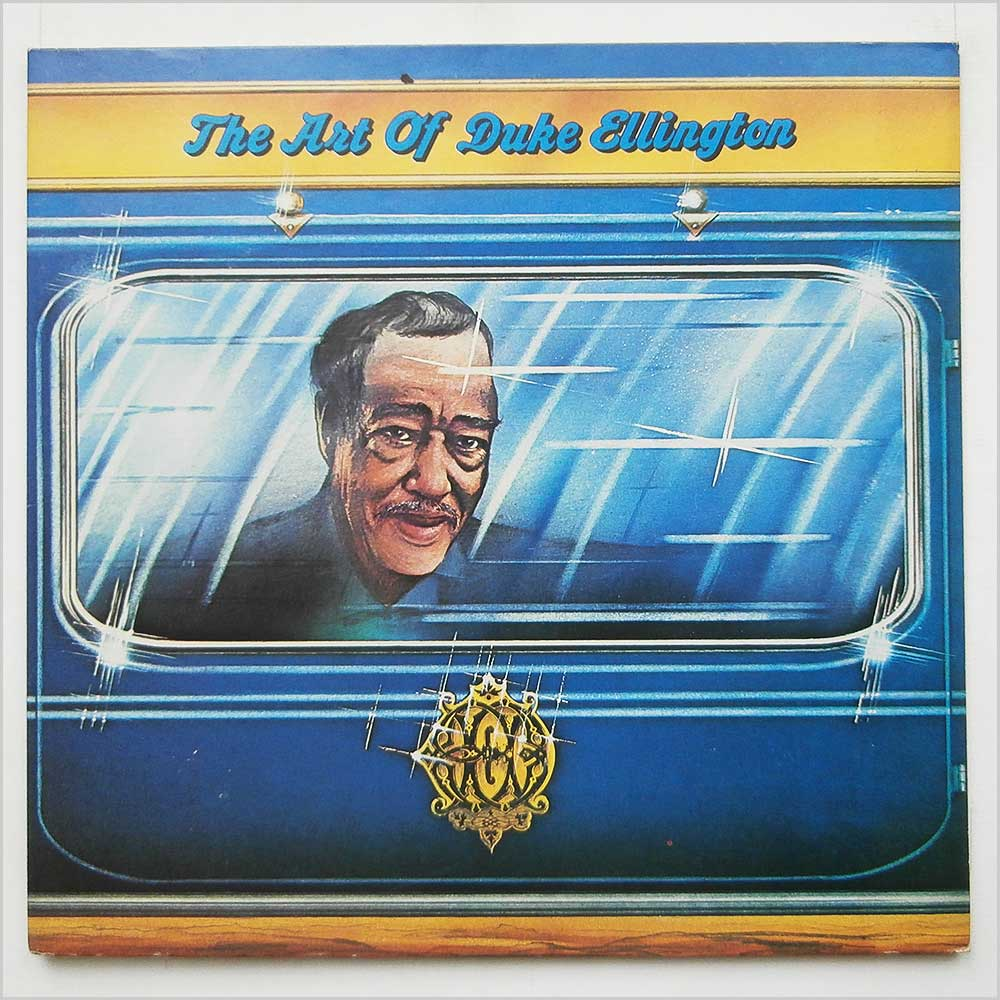 Duke Ellington - The Art Of Duke Ellington The Great Paris Concert (ATL 60 044-A)