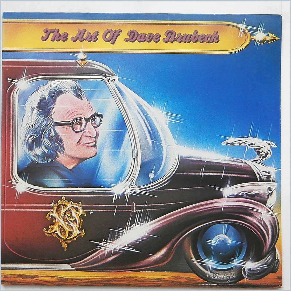 Dave Brubeck - The Art Of Dave Brubeck (ATL 60 079)