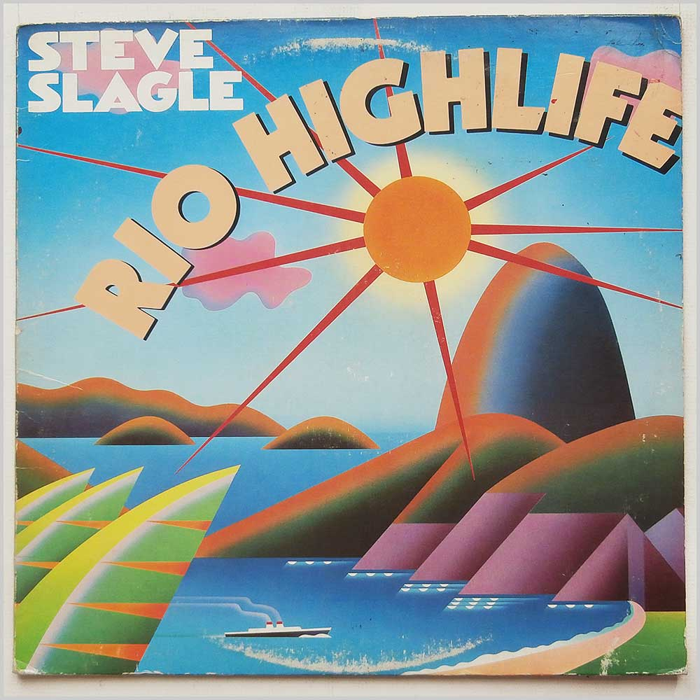 Steve Slagle - Rio Highlife (ATLANTIC 81657-1)