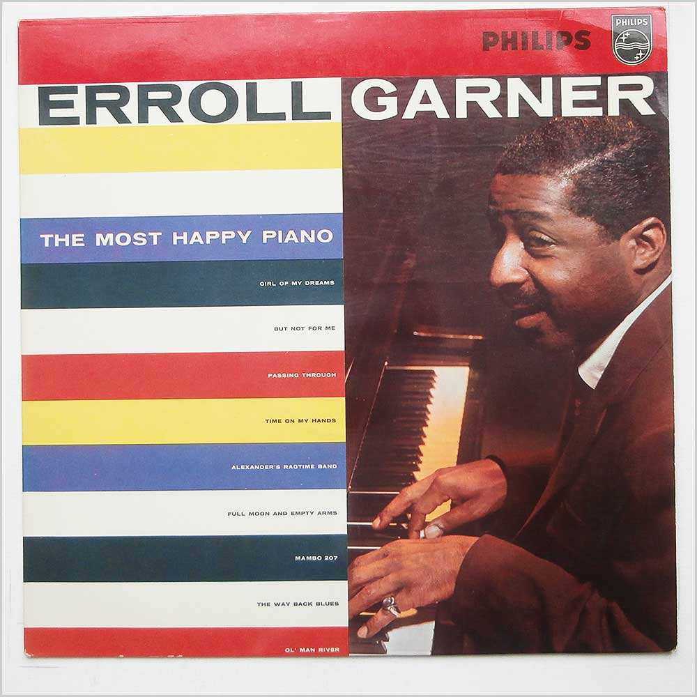 Erroll Garner - The Most Happy Piano (BBL 7282)