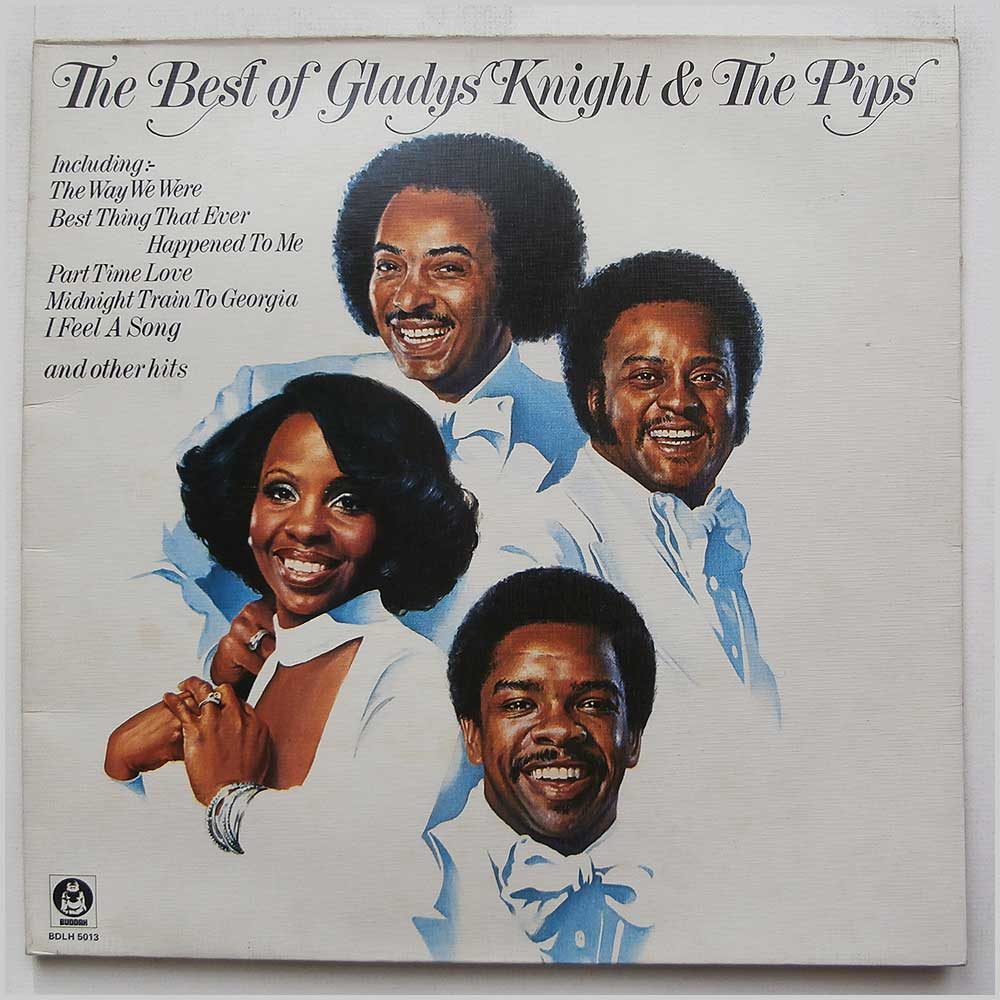Gladys Knight And The Pips - The Best Of Gladys Knight And The Pips (BDLH 5013)