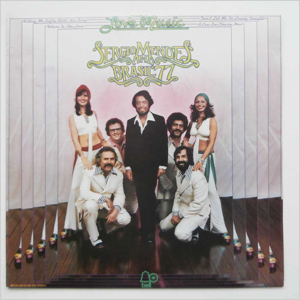 Sergio Mendes and Brasil 77 - Love Music (BELLS 226)