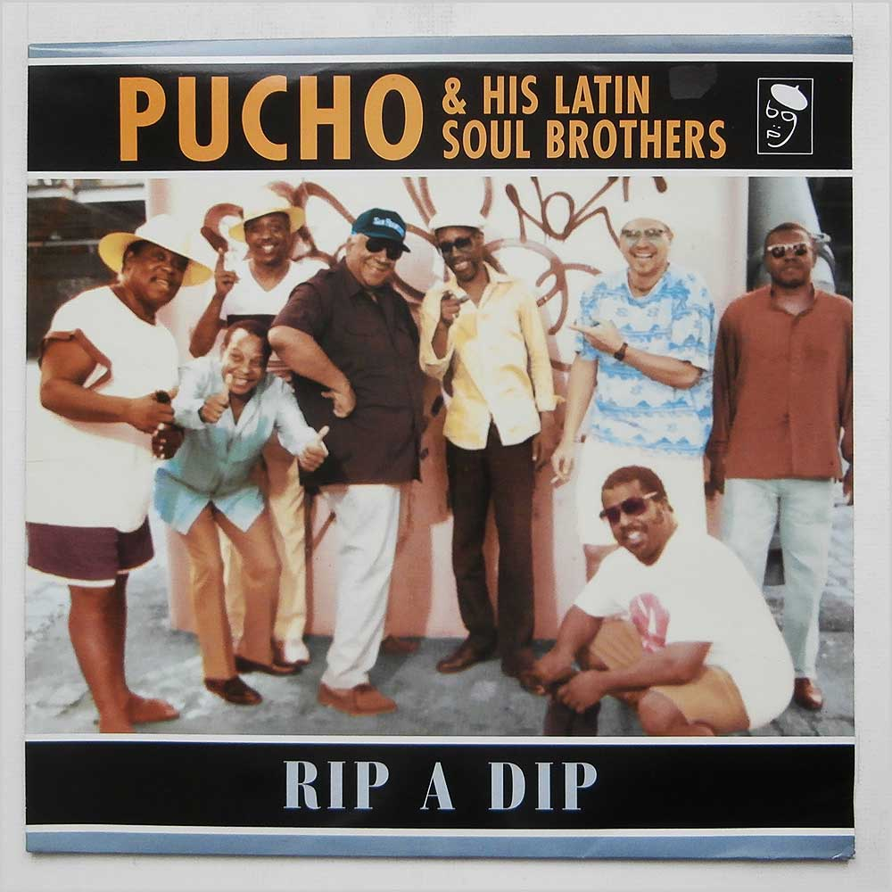Pucho And His Latin Soul Brothers - Rip A Dip (BGPD 1102)
