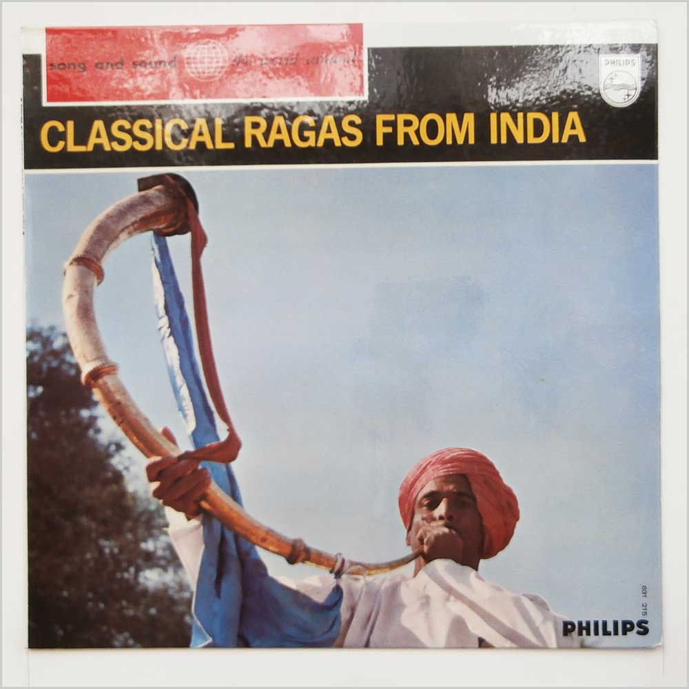 Deben Bhattacharya - Classical Ragas From India (BL 7716)