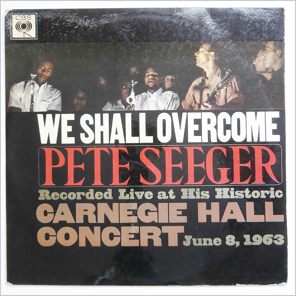 Pete Seeger - We Shall Overcome (BPG 62209)