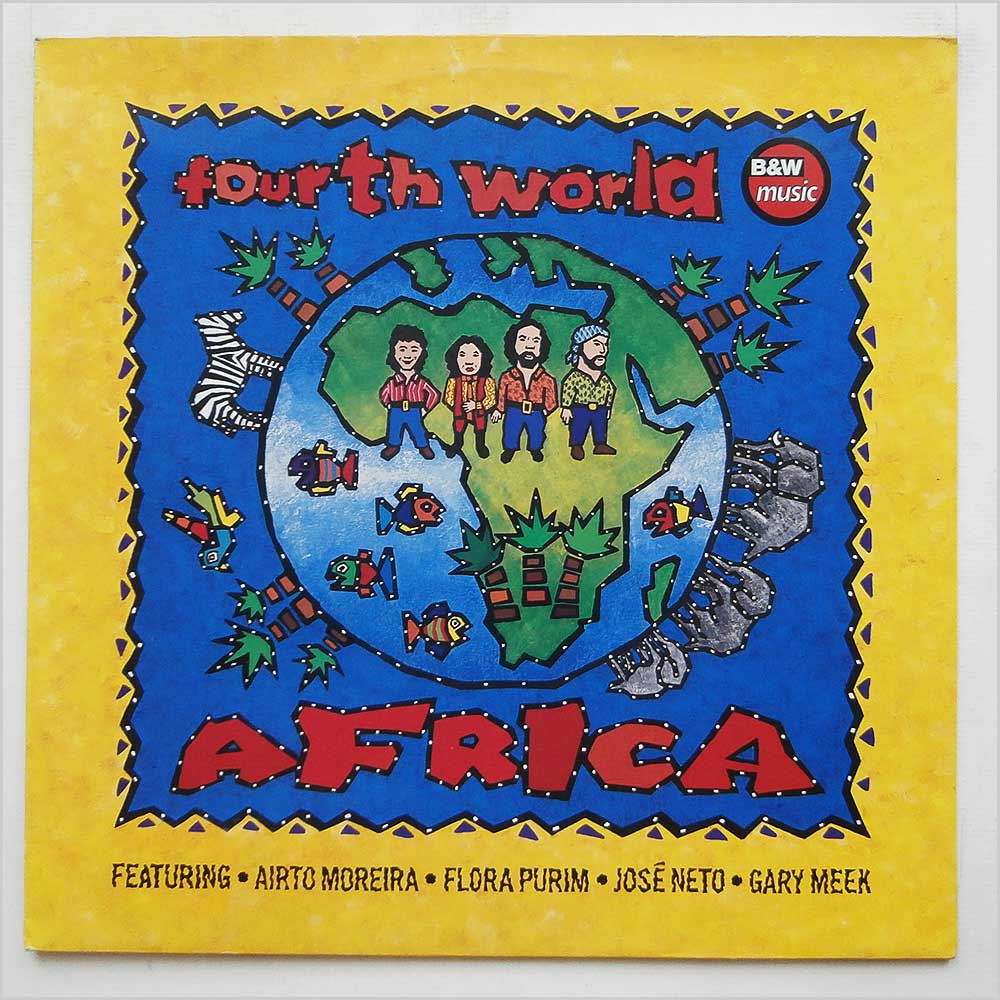 Fourth World - Africa (BWR052)