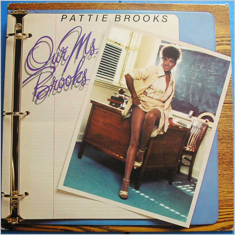 Pattie Brooks - Our Ms Brooks (CAL 2042)