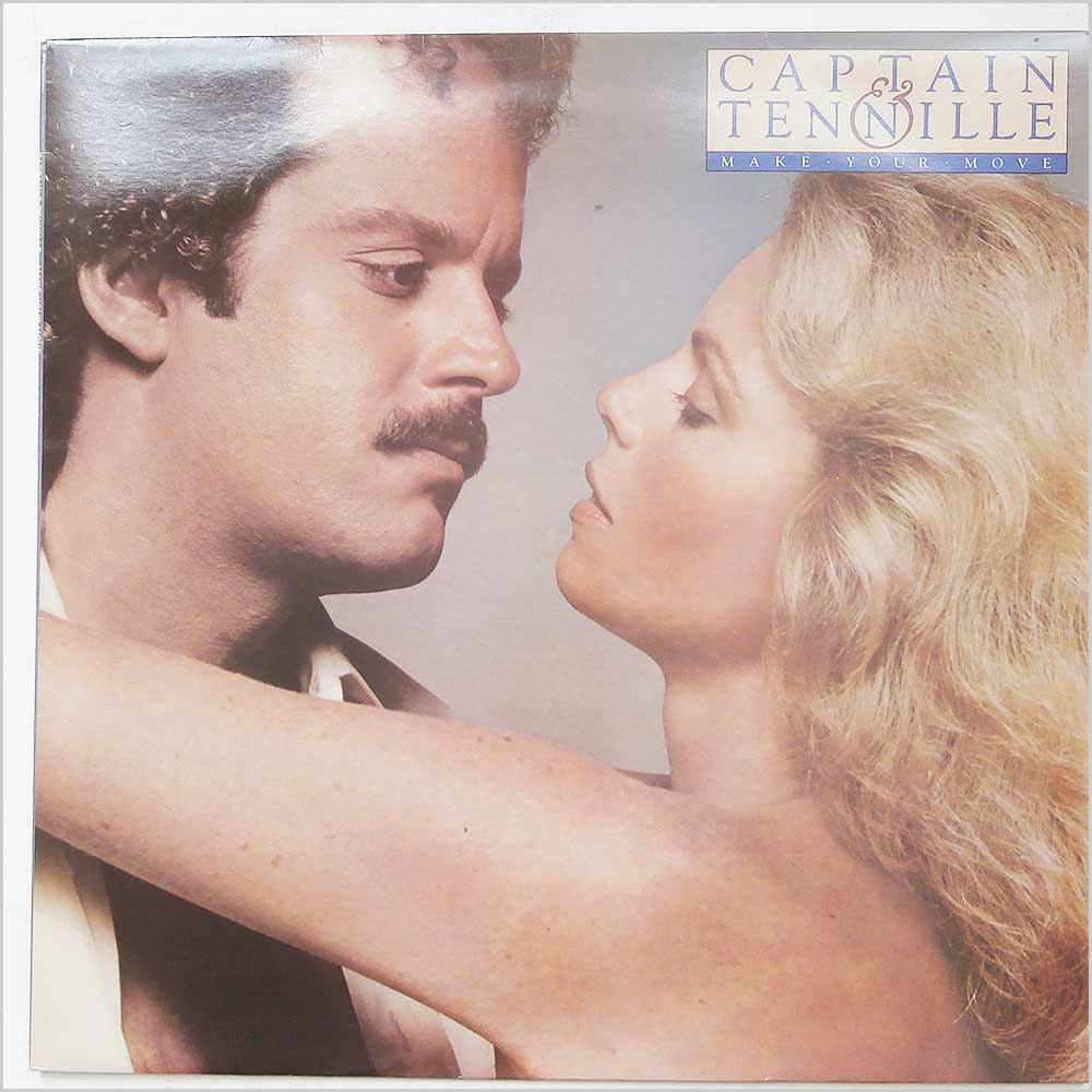 Captain And Tennille - Make Your Move (CAL 2060)