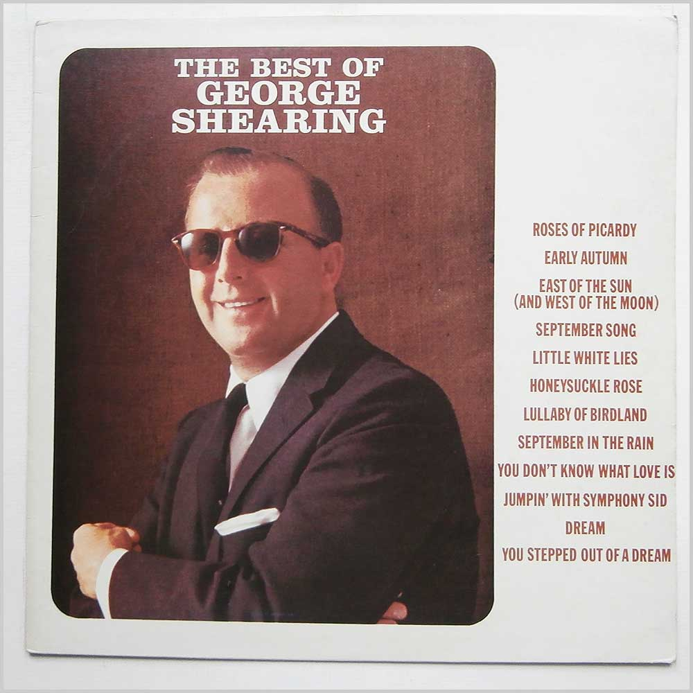 George Shearing - The Best Of George Shearing (CAPS 1015)
