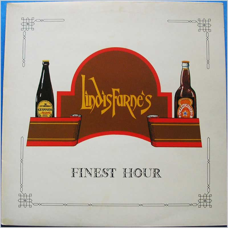 Lindisfarne - Finest Hour (CAS 1108)