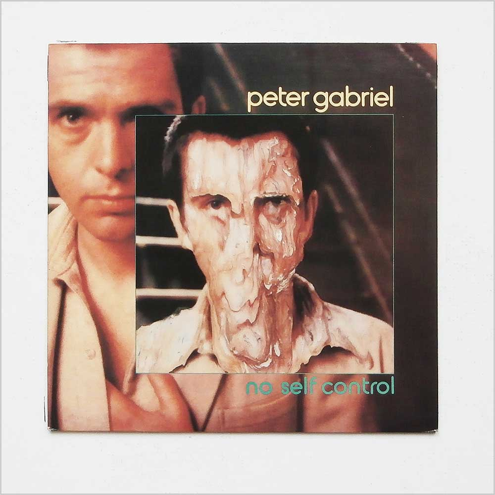 Peter Gabriel - No Self Control (CB 360)