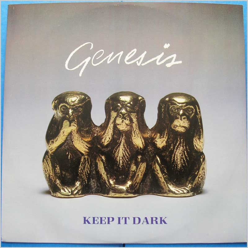 Genesis - Keep It Dark (CB 391-12)