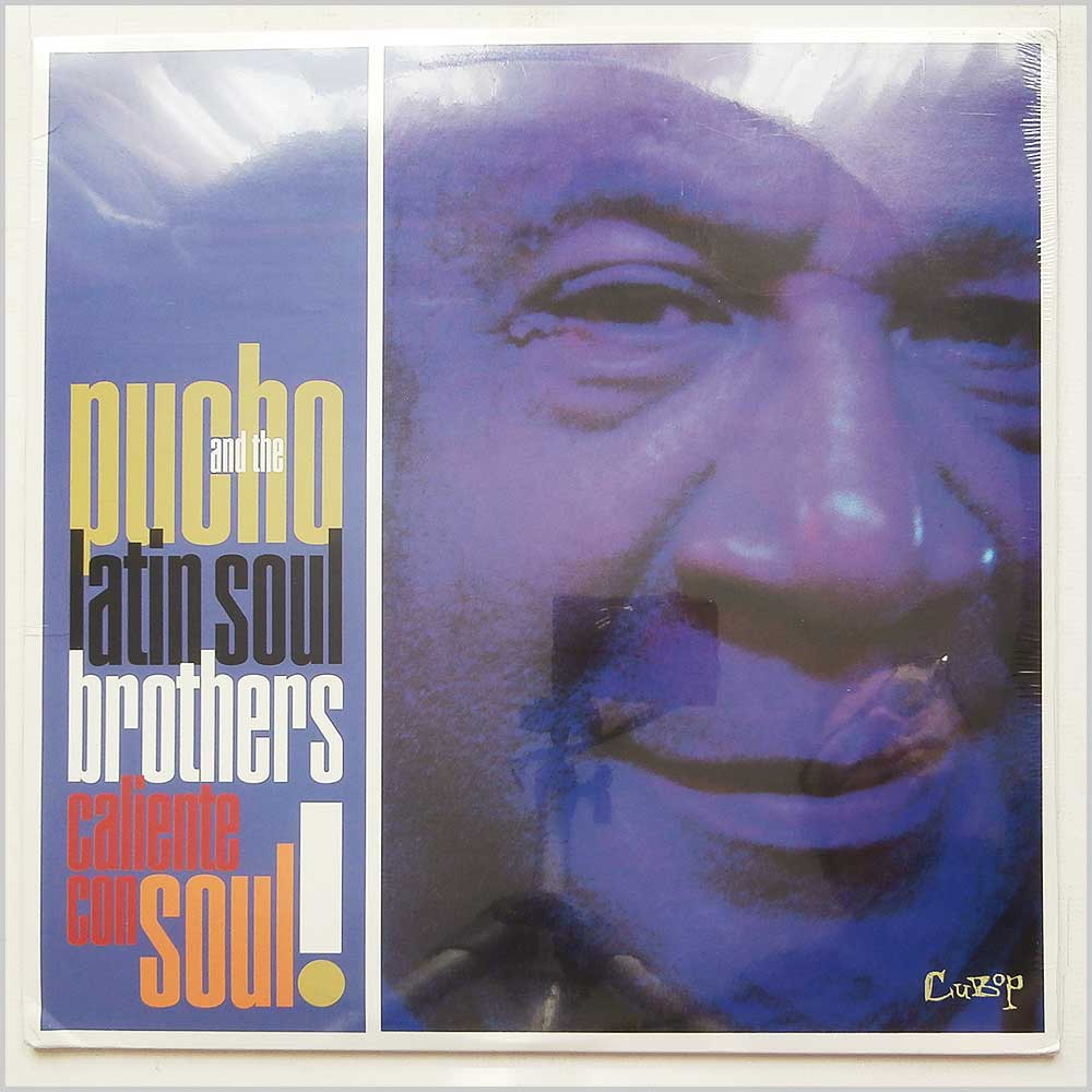 Pucho And The Latin Soul Brothers - Caliente Con Soul! (CBLP 021)