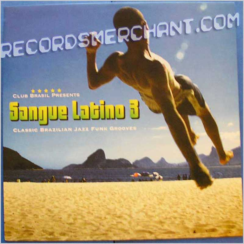 Various - Sangue Latino 3 (CBLP04)