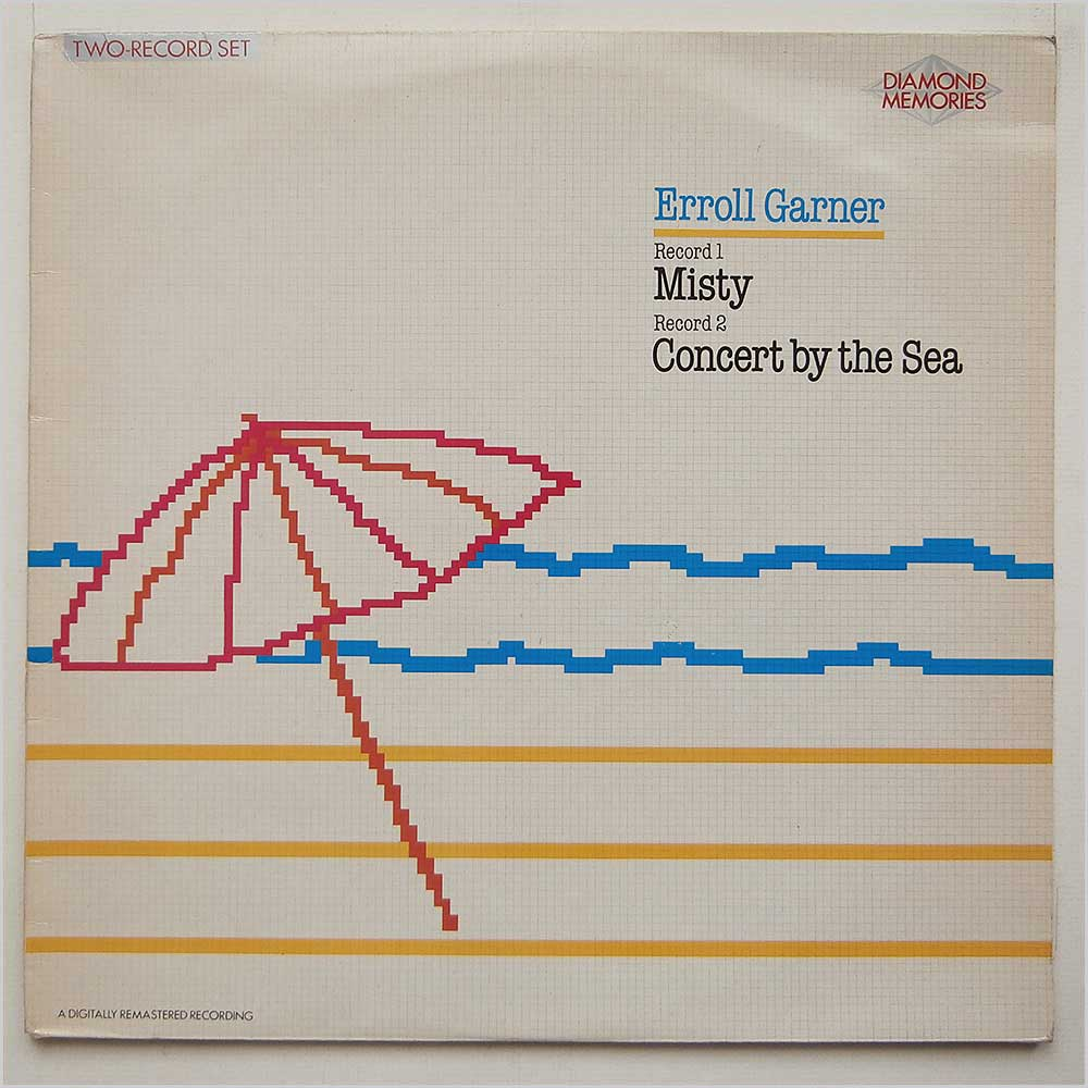 Erroll Garner - Misty and Concert By The Sea (CBS 22185)