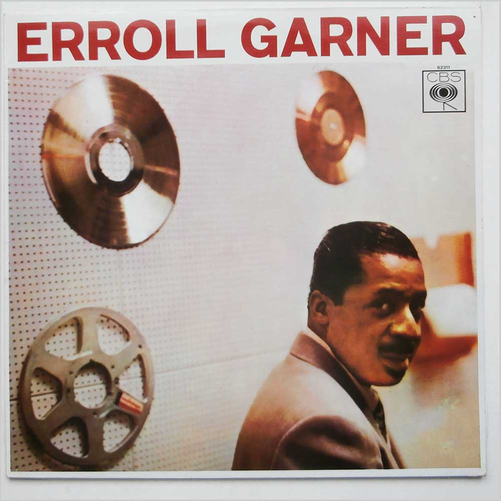 Erroll Garner - Erroll Garner At The Piano (CBS 62311)