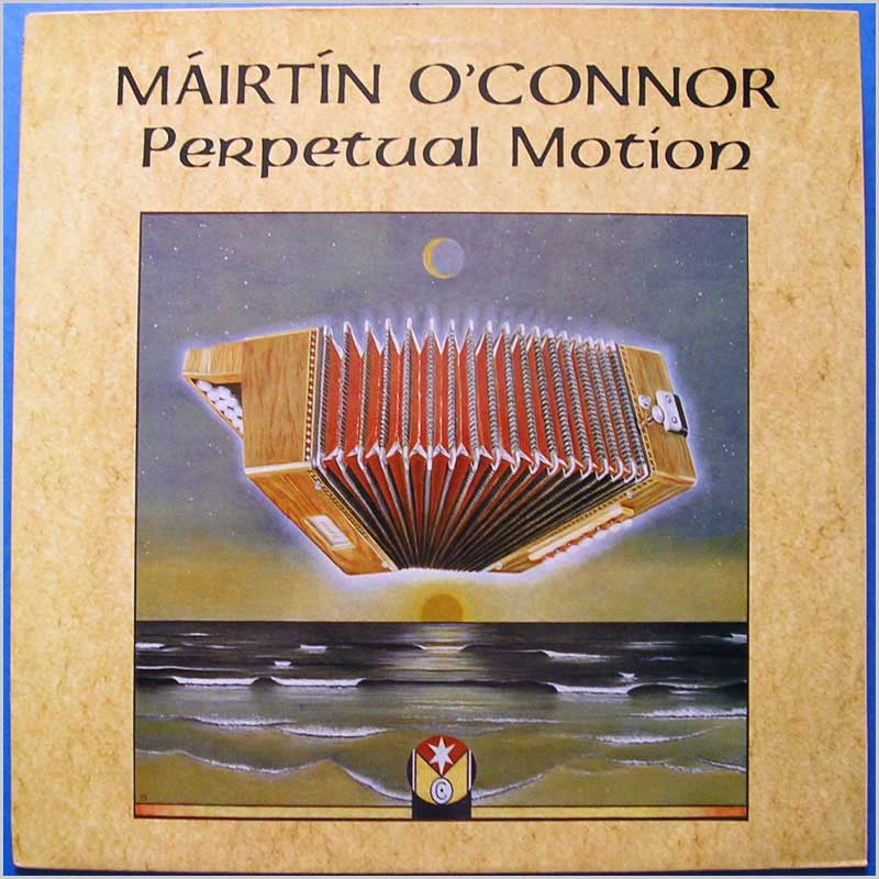 Mairtin O'Connor - Perpetual Motion (CCF26)