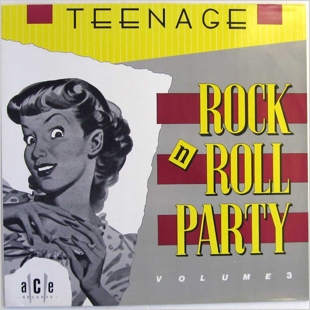 Various - Teenage Rock 'n' Roll Party Vol 3 (CH 106)