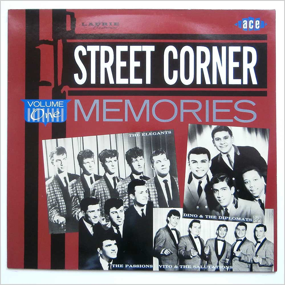 Various - Street Corner Memories Volume One (CH 205)