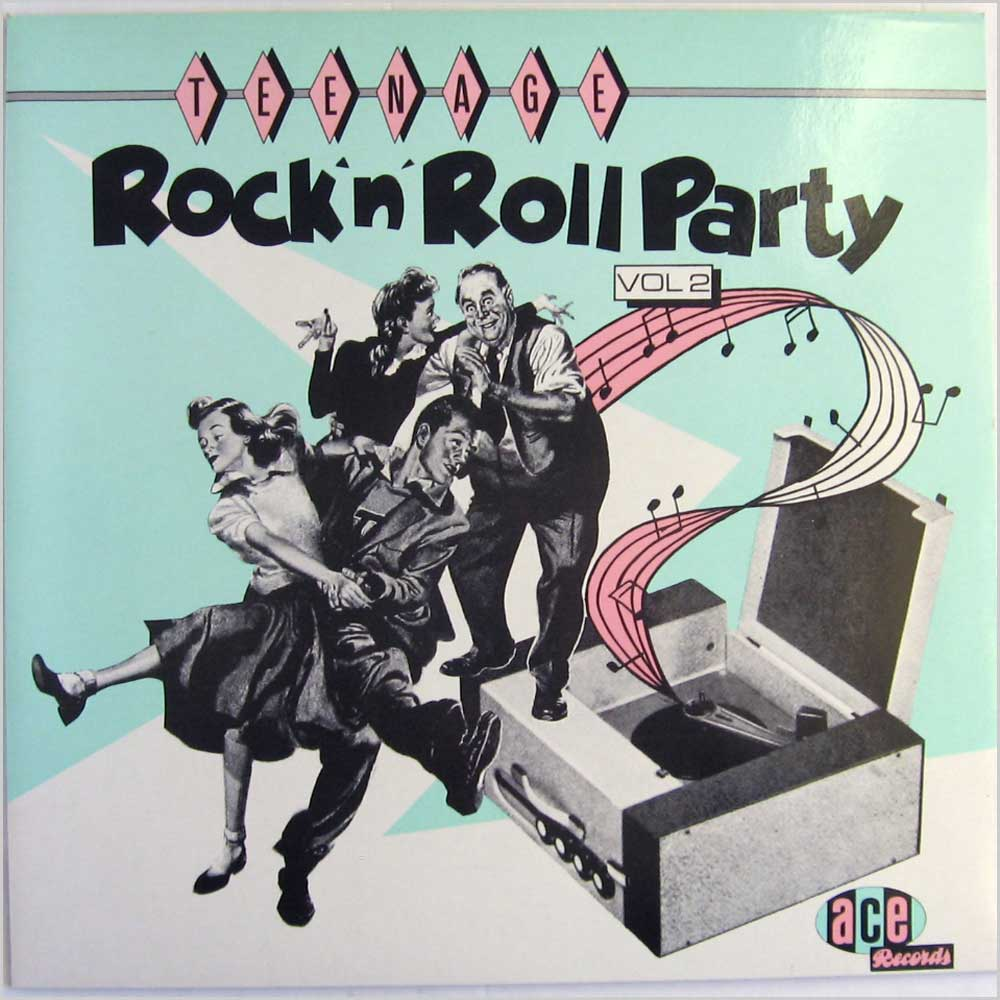 Various - Teenage Rock 'n' Roll Party Vol 2 (CH 46)