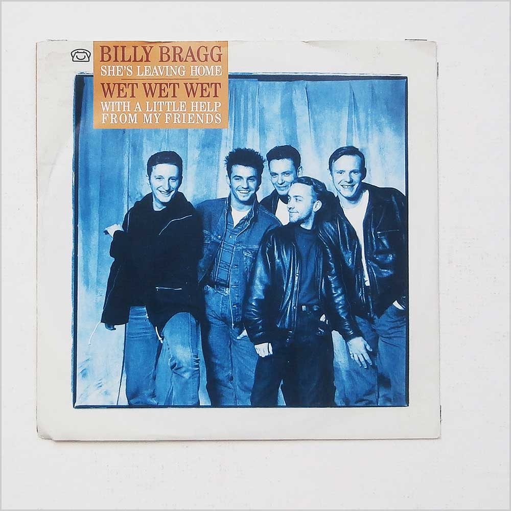 Billy Bragg with Wet Wet Wet - With A Little Help From My Friends (CHILD 1)