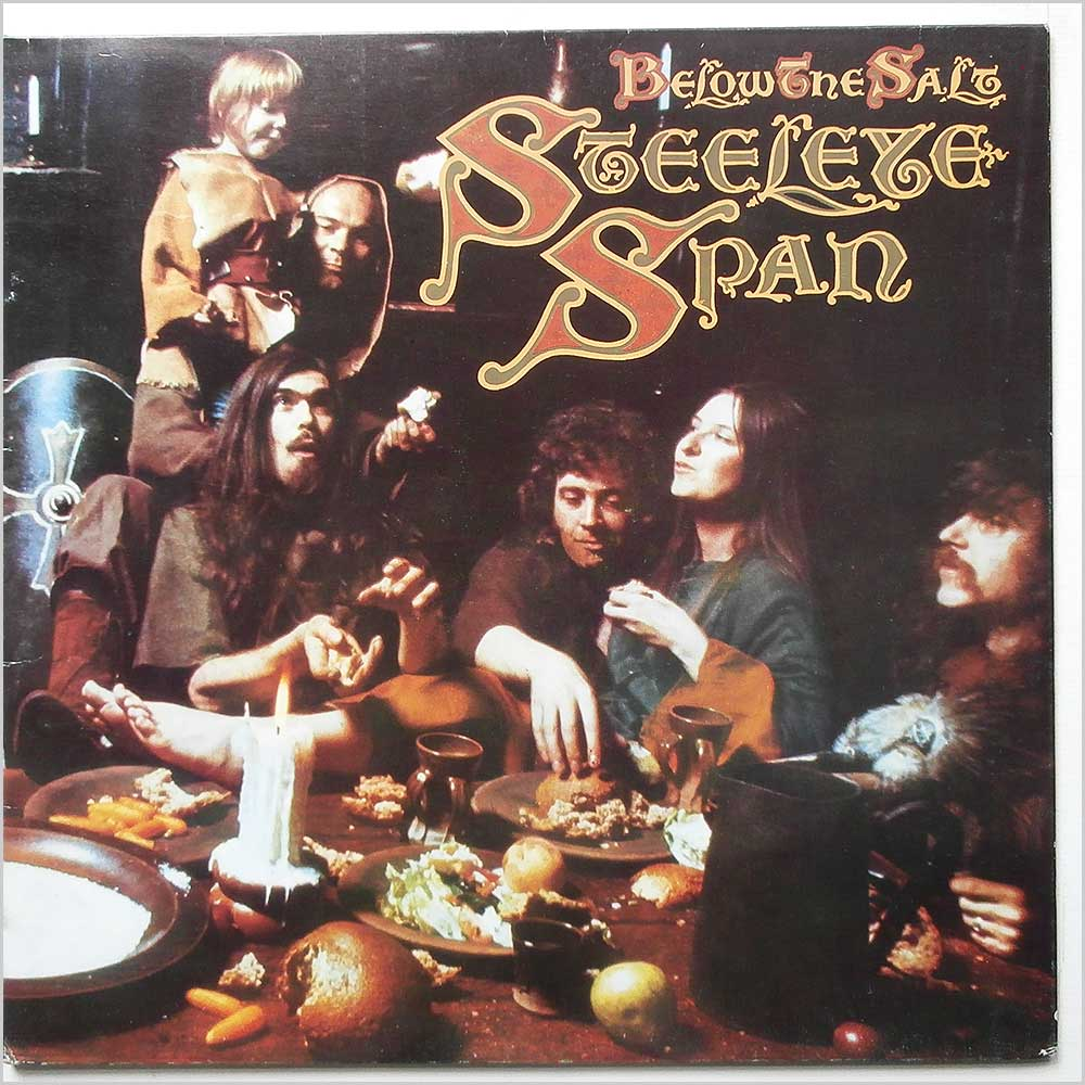 Steeleye Span - Below The Salt (CHR 1008)