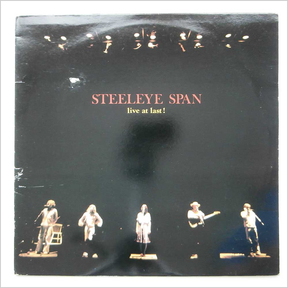 Steeleye Span - Live At Last! (CHR 1199)