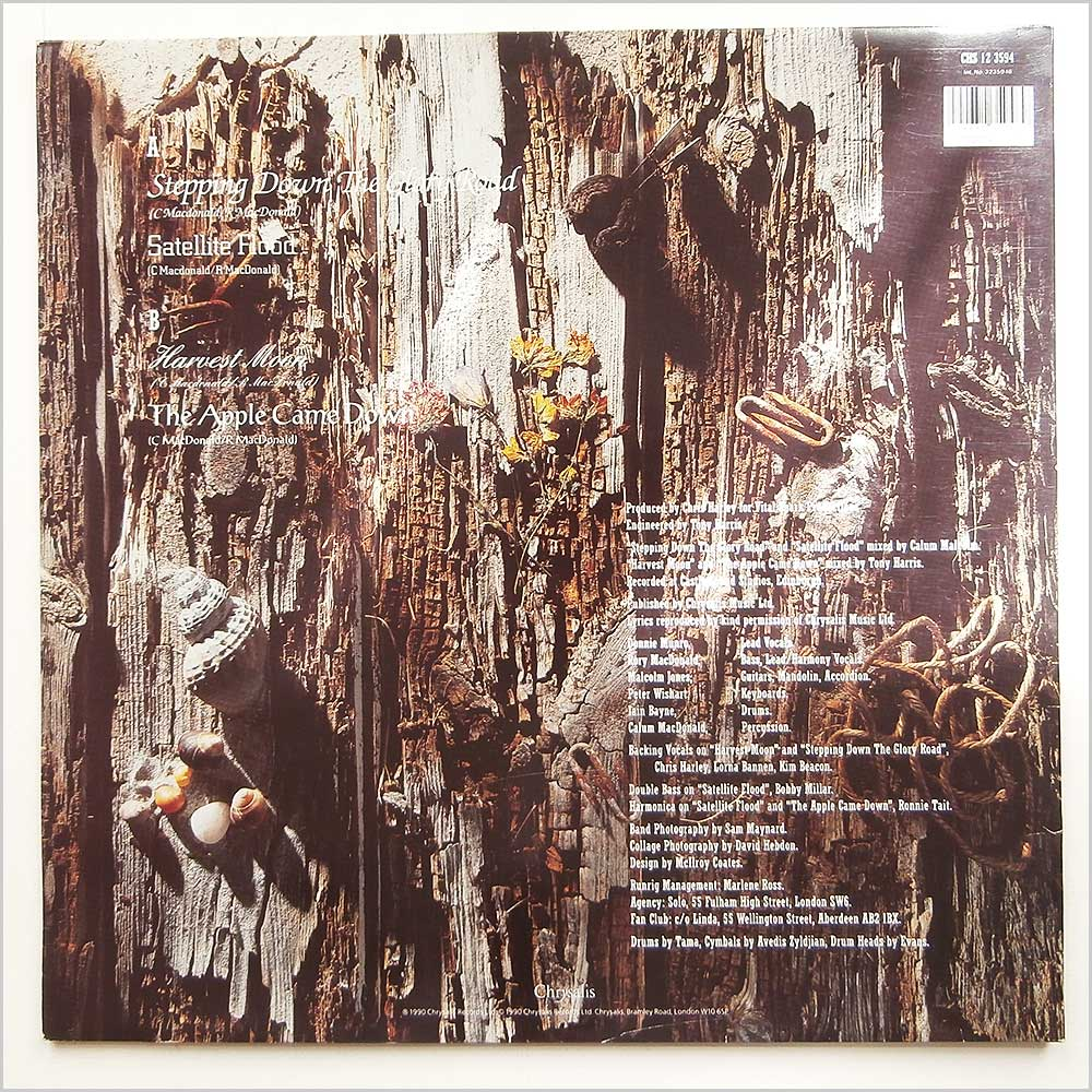 Runrig - Capture The Heart (CHS 12 3594)