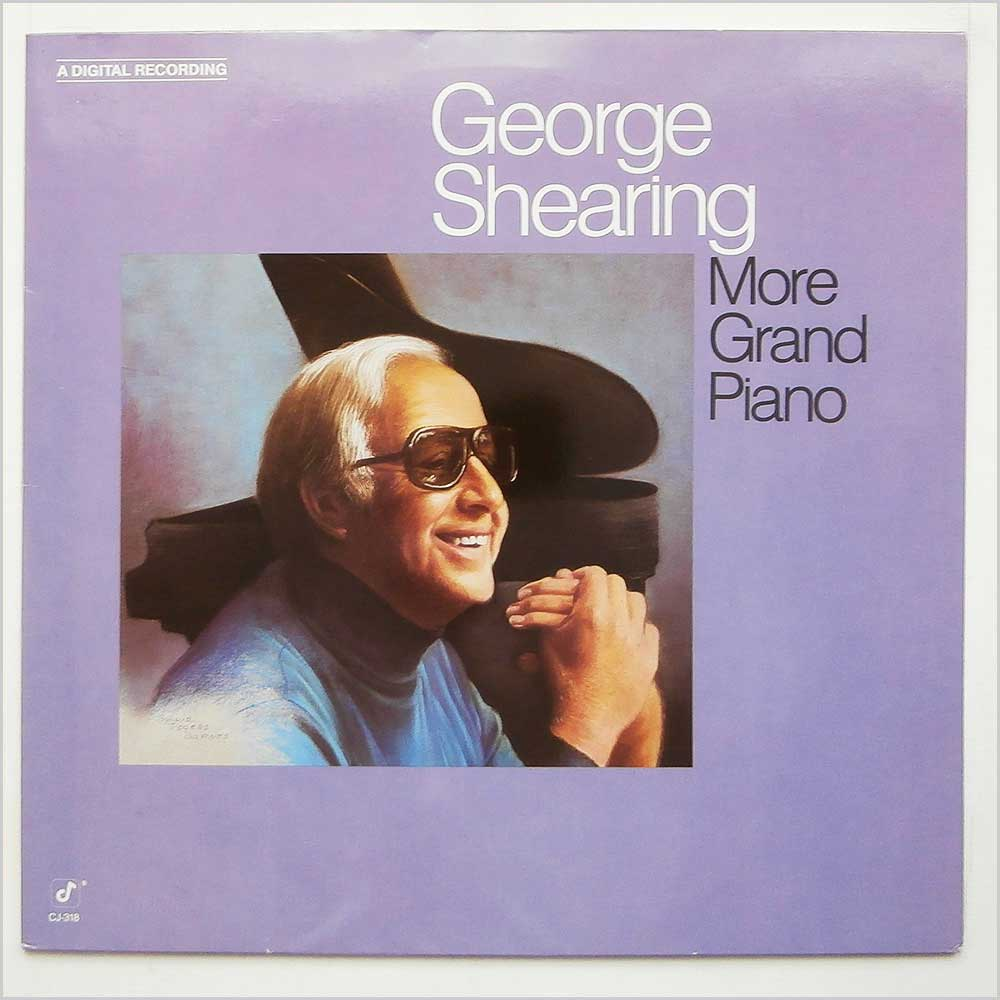 George Shearing - More Grand Piano (CJ-318)