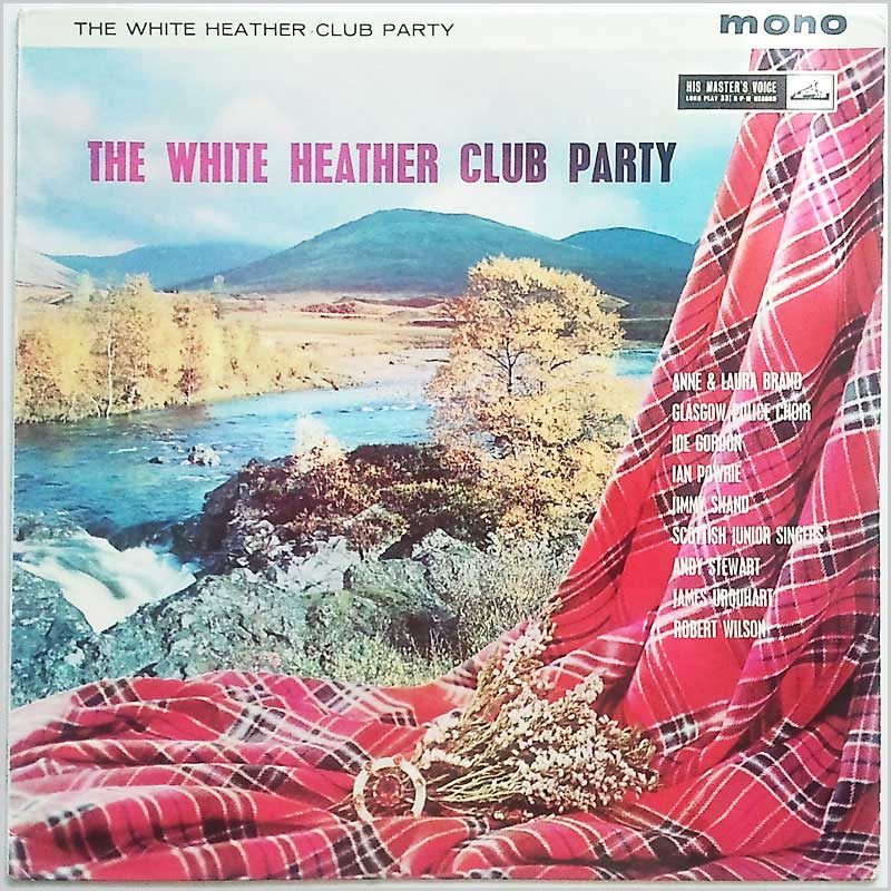Various - The White Heather Club Party (CLP 1378)