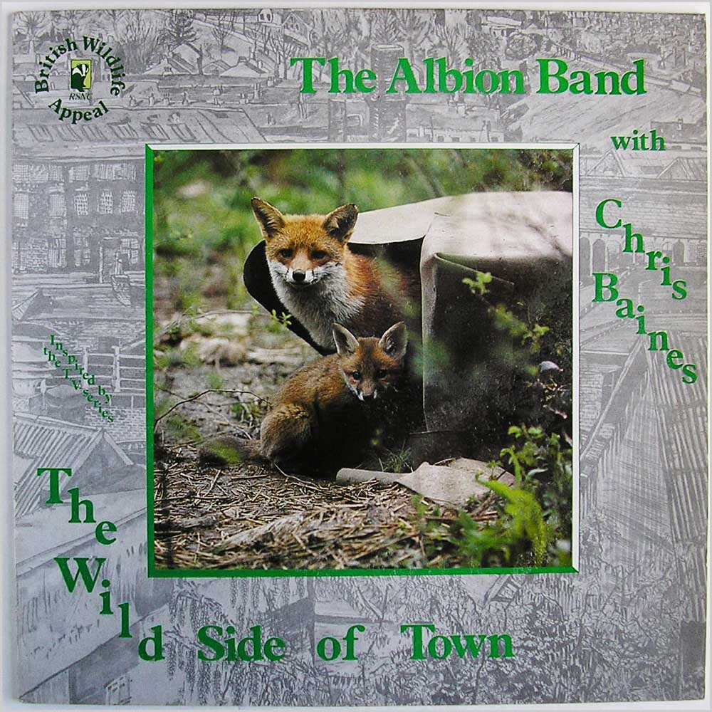 Albion Band - The Wild Side Of Town (CM 042)