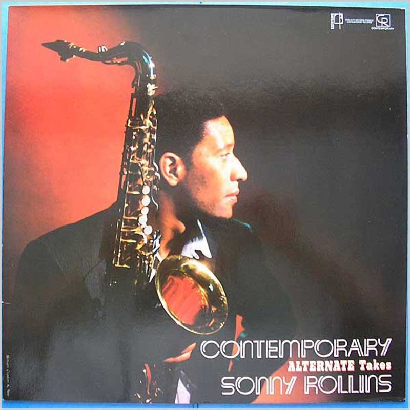 Sonny Rollins - Contemporary Alternate Takes (COP 034)