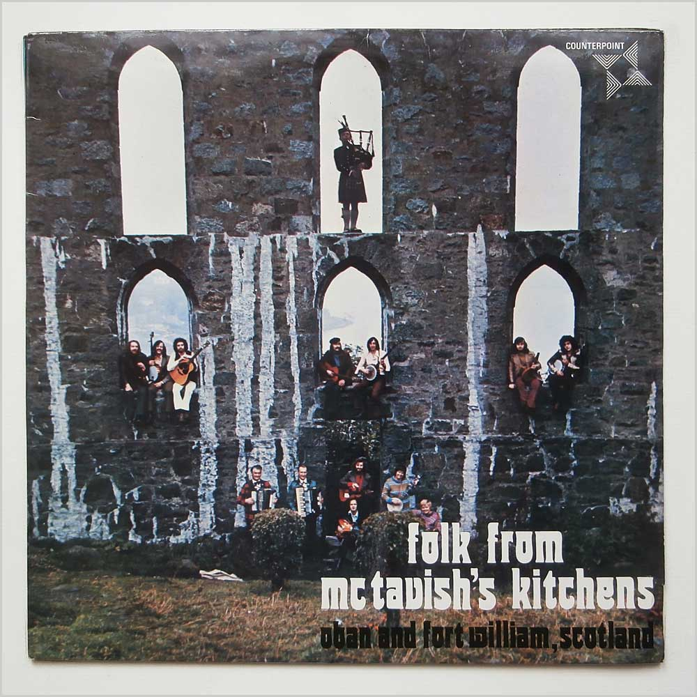 Various - Folk From McTavish's Kitchens (CPT 3994)