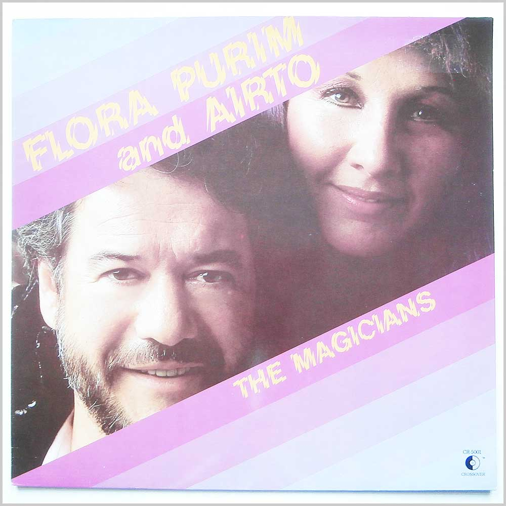 Flora Purim And Airto - The Magicians (CR-5001)