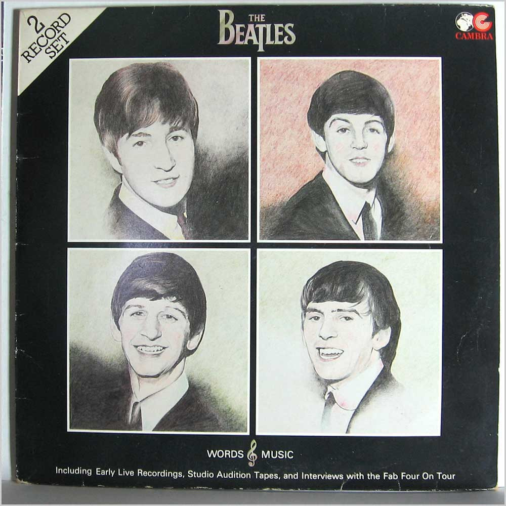 Beatles - Words & Music (CR5 149)